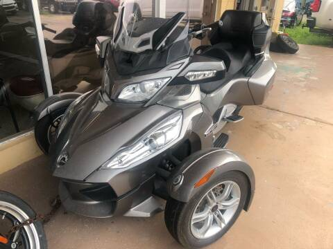 2011 Can-Am Spyder for sale at Outdoor Recreation World Inc. in Panama City FL