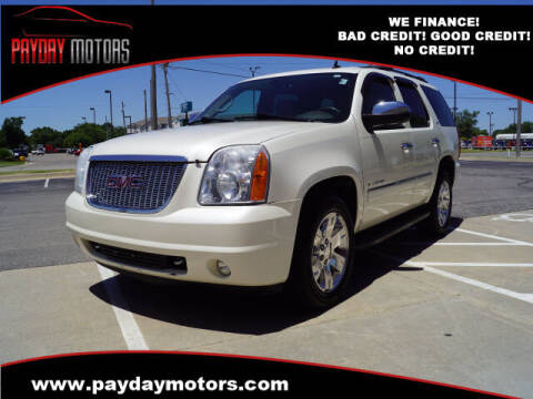 2009 GMC Yukon for sale at Payday Motors in Wichita And Topeka KS