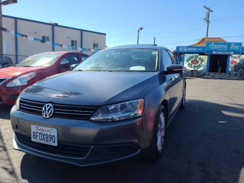 2013 Volkswagen Jetta for sale at ANYTIME 2BUY AUTO LLC in Oceanside CA