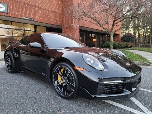 2021 Porsche 911 for sale at Team One Motorcars, LLC in Marietta GA