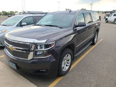 2016 Chevrolet Suburban for sale at Sharp Automotive in Watertown SD