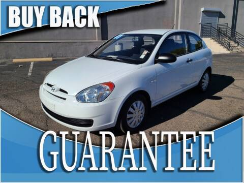 2007 Hyundai Accent for sale at Reliable Auto Sales in Las Vegas NV