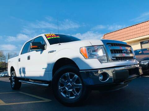 2014 Ford F-150 for sale at Alpha AutoSports in Roseville CA