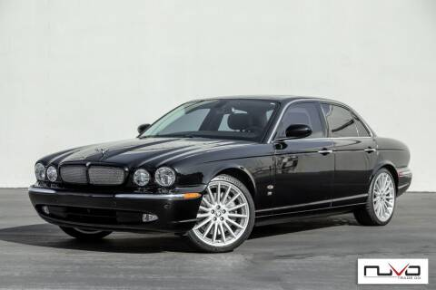 2007 Jaguar XJ-Series for sale at Nuvo Trade in Newport Beach CA