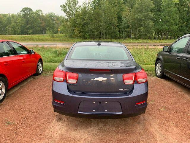 2013 Chevrolet Malibu LT 4dr Sedan w/1LT - Ringle WI