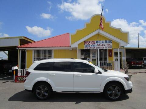 2015 Dodge Journey for sale at Mission Auto & Truck Sales, Inc. in Mission TX