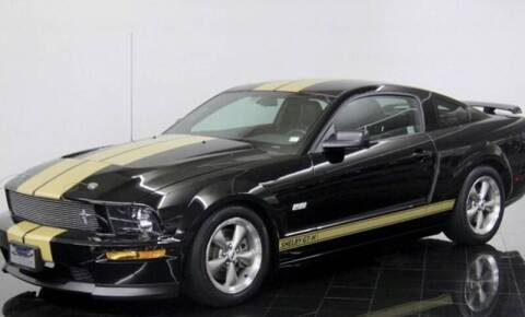 2006 Ford Mustang for sale at MEE Enterprises Inc in Milford MA