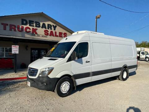 2016 Freightliner SPRINTER 3500 REFRIGERATED for sale at DEBARY TRUCK SALES in Sanford FL
