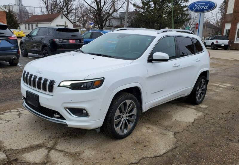 2019 Jeep Cherokee for sale at Union Auto in Union IA