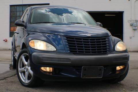 2001 Chrysler PT Cruiser for sale at JT AUTO in Parma OH