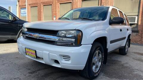 2005 Chevrolet TrailBlazer for sale at Rocky's Auto Sales in Worcester MA