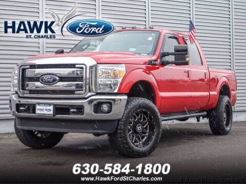 2016 Ford F-350 Super Duty for sale at Hawk Ford of St. Charles in St Charles IL