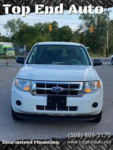 2009 Ford Escape for sale at Top End Auto in North Atteboro MA