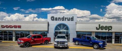 2021 Chrysler Pacifica for sale at Gandrud Dodge in Green Bay WI