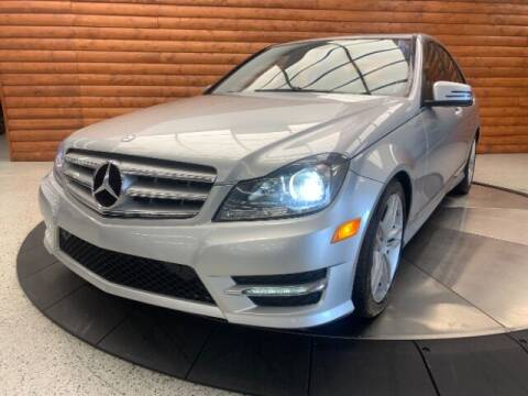 2012 Mercedes-Benz C-Class for sale at Dixie Imports in Fairfield OH
