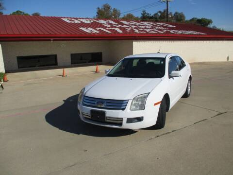 2007 Ford Fusion for sale at DFW Auto Leader in Lake Worth TX