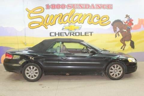 2006 Chrysler Sebring for sale at Sundance Chevrolet in Grand Ledge MI