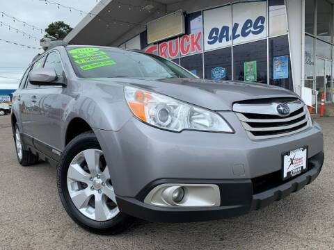 2010 Subaru Outback for sale at Xtreme Truck Sales in Woodburn OR