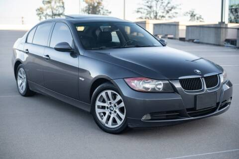 2007 BMW 3 Series for sale at Car Match in Temple Hills MD