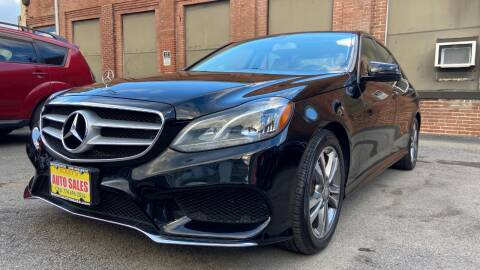 2014 Mercedes-Benz E-Class for sale at Rocky's Auto Sales in Worcester MA