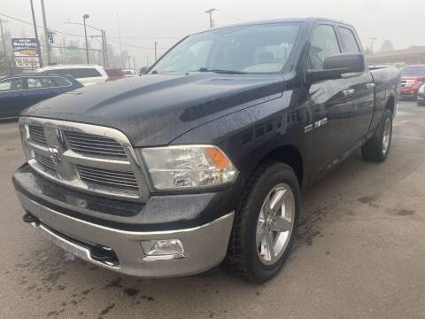 2010 Dodge Ram Pickup 1500 for sale at Salem Motorsports in Salem OR