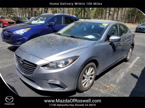 2014 Mazda MAZDA3 for sale at Mazda Of Roswell in Roswell GA