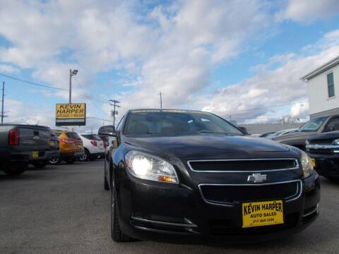 2011 Chevrolet Malibu for sale at Kevin Harper Auto Sales in Mount Zion IL