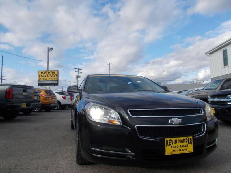 2011 Chevrolet Malibu for sale at Kevin Harper Auto Sales in Mount Zion IL