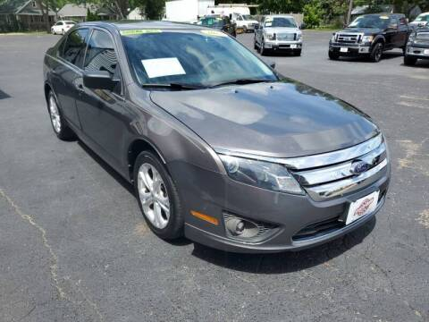 2012 Ford Fusion for sale at Stach Auto in Edgerton WI
