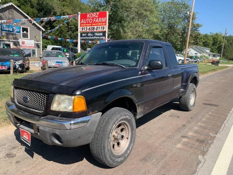 2001 Ford Ranger for sale in Kansas City, KS