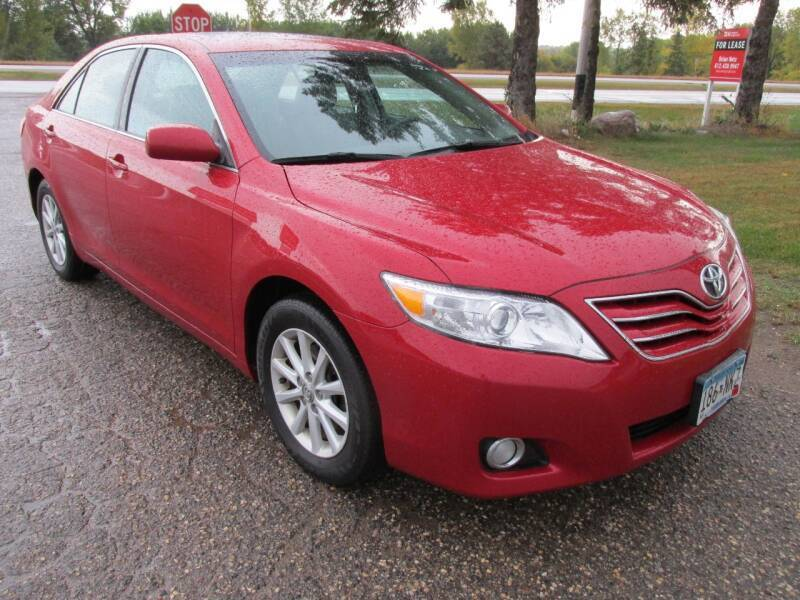 2011 Toyota Camry for sale at Buy-Rite Auto Sales in Shakopee MN