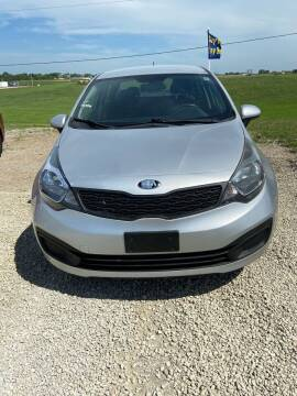 2014 Kia Rio for sale at Bull's Eye Trading in Bethany MO