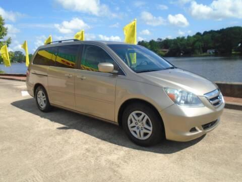 2007 Honda Odyssey for sale at Lake Carroll Auto Sales in Carrollton GA