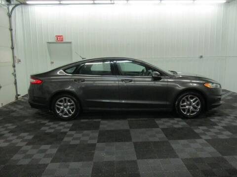 2016 Ford Fusion for sale at Michigan Credit Kings in South Haven MI