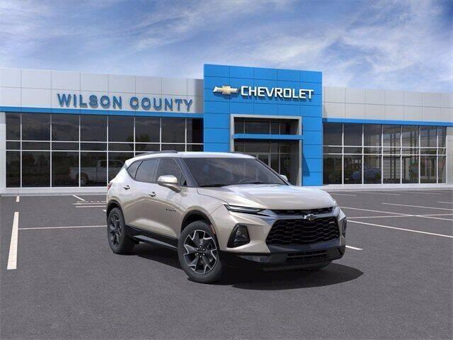 2021 Chevrolet Blazer for sale in Lebanon, TN