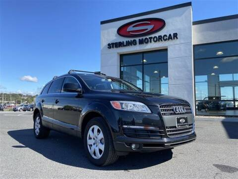 2007 Audi Q7 for sale at Sterling Motorcar in Ephrata PA