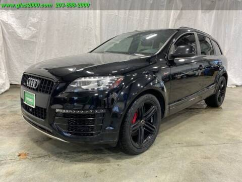 2015 Audi Q7 for sale at Green Light Auto Sales LLC in Bethany CT