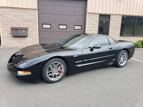 2002 Chevrolet Corvette for sale at Massirio Enterprises in Middletown CT