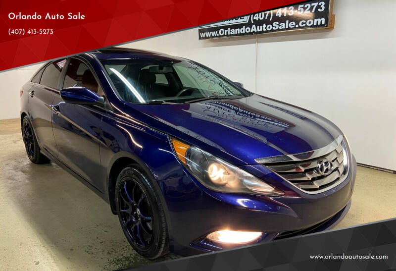 2012 Hyundai Sonata for sale at Orlando Auto Sale in Orlando FL