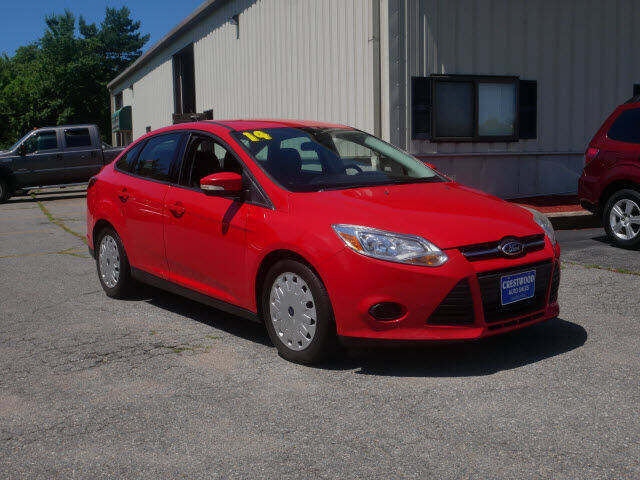2014 Ford Focus for sale at Crestwood Auto Sales in Swansea MA