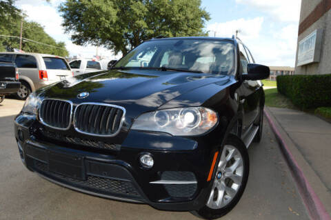 2013 BMW X5 for sale at E-Auto Groups in Dallas TX