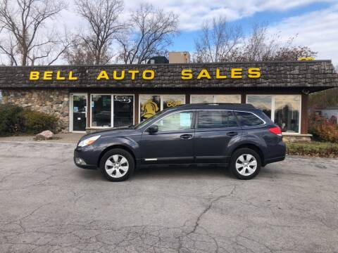 2011 Subaru Outback for sale at BELL AUTO & TRUCK SALES in Fort Wayne IN