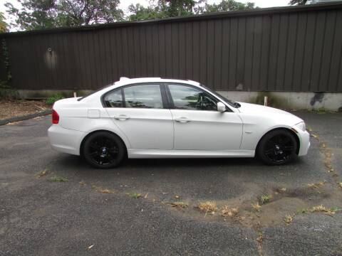 2011 BMW 3 Series for sale at Nutmeg Auto Wholesalers Inc in East Hartford CT