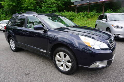 2012 Subaru Outback for sale at Bloom Auto in Ledgewood NJ