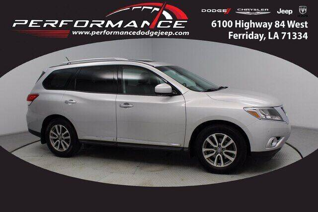 2015 Nissan Pathfinder for sale at Performance Dodge Chrysler Jeep in Ferriday LA
