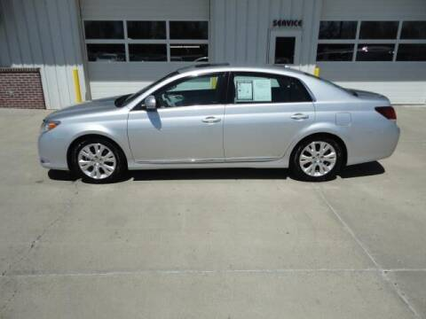 2011 Toyota Avalon for sale at Quality Motors Inc in Vermillion SD