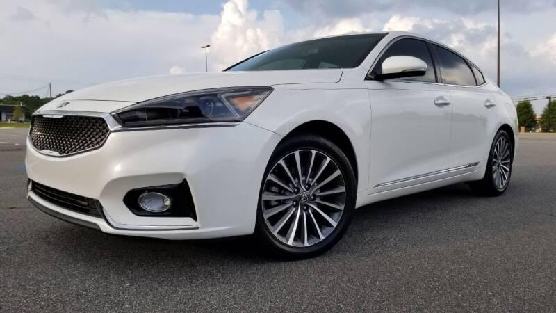 2017 Kia Cadenza for sale at Drivemiles in Marietta GA