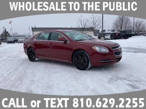 2011 Chevrolet Malibu for sale at Lasco of Grand Blanc in Grand Blanc MI