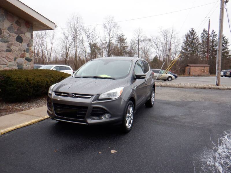 2013 Ford Escape for sale at Mobility Motors LLC - Cars in Battle Creek MI