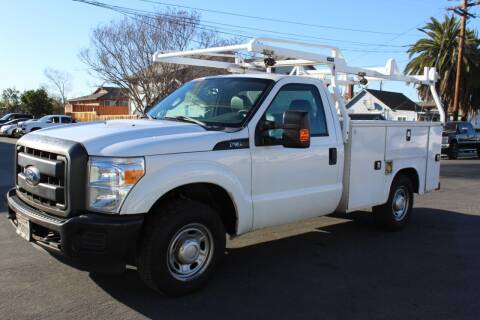 2016 Ford F-350 Super Duty for sale at CA Lease Returns in Livermore CA